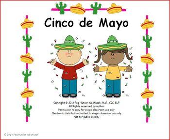 Interactive Book: Cinco de Mayo