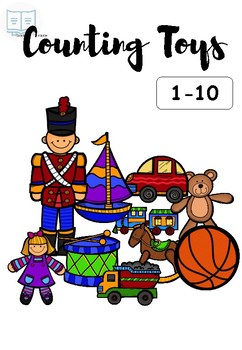 Adapted Book - Count to 10 (Toys)