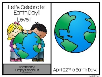 Adapted Book: Earth Day!