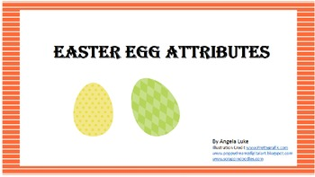 Adapted Book - Easter Egg Attributes