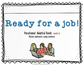 Adapted Book Employment