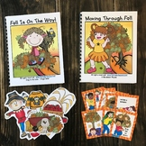 "Fall Adapted Books--""Fall Is On The Way!"" and ""Moving Through Fall"""