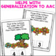 Five Fat Turkeys: Adapted Book for Students with Autism & Special Needs