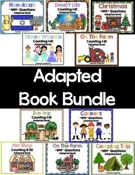 Adapted Book Growing Bundle