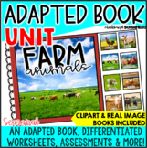 Adapted Book Guided Reading Lesson: Farm Animals