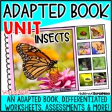 Adapted Book Guided Reading Lesson: Insects