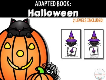 Adapted Book: Halloween!