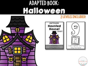 Adapted Book: Haunted House