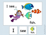Adapted Book: I See Fish