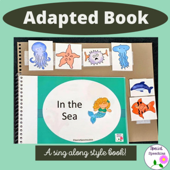 Adapted Book - In the Sea