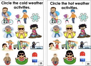 Interactive Book: January is...