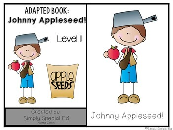 Adapted Book: Johnny Appleseed