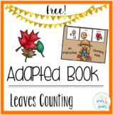Adapted Book: Leaves Fall Counting