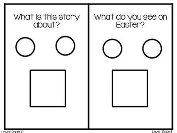 Adapted Book: Let's Celebrate Easter!