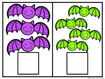 Adapted Book: Let's Count Bats