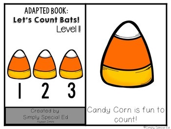 Adapted Book: Let's Count Candy Corn