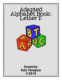 Adapted Book - Letter F
