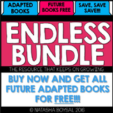 "Adapted Book ""ENDLESS BUNDLE"" (the resource that keeps on"