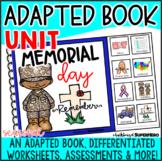 Adapted Book {Memorial Day}