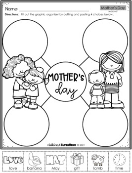 Adapted Book {Mother's Day}