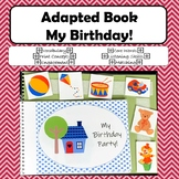 Adapted Book - My Birthday!
