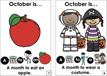 Interactive Book: October Is...