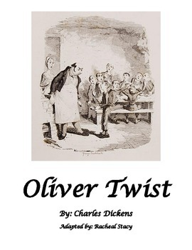 Adapted Book - Oliver Twist with Questions