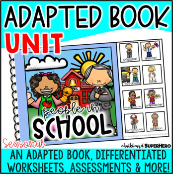 Adapted Book { People in School}
