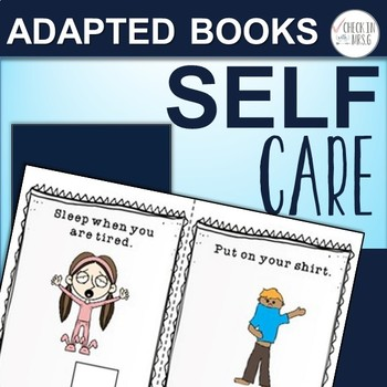 Adapted Book Personal Care