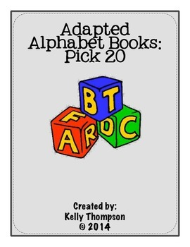 Adapted Book - {Pick 20 Books Bundle}