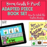 Adapted Book Piece Set for Speech & SPED {How to Catch the Easter Bunny}