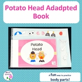 Adapted Book - Body Parts With Potato Head