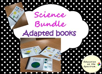 Adapted Book Science Bundle