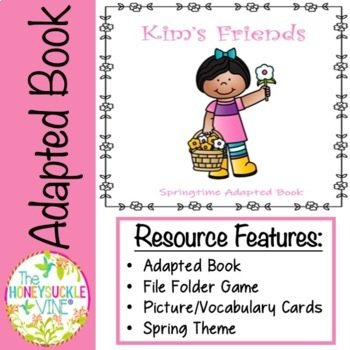 Adapted Book Set Spring