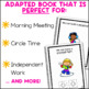 Snow Day: Adapted Book for Early Childhood Special Education