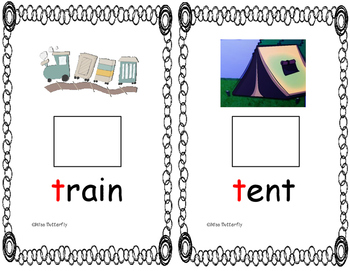 Adapted Book - T