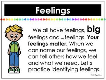 Interactive Book: Teaching Emotional Vocabulary