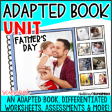 Adapted Book Unit {Father's Day}