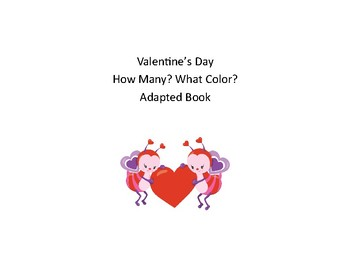 Adapted Book- Valentine's Day