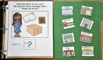 "Adapted Book--""Where Do We Go?"" (Our Community Edition)"