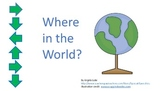 Adapted Book - Where in the World?