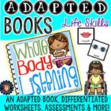 Adapted Book {Whole Body Listening} #warmupwithSPED3