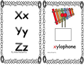 Adapted Book - XYZ
