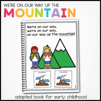 Eagle, Eagle What Do You See?: Adapted Book for Special Education