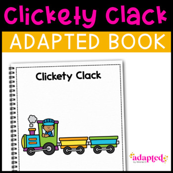 The Train: Adapted Book for Early Childhood Special Education