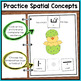 Easter Adapted Book for Special Education and Autism - Prepositions