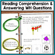 Chinese New Year Adapted Book with Comprehension Questions (Autism & Special Ed)