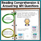 George Washington Adapted Book with Comprehension Check (S