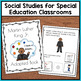 Martin Luther King Jr Adapted Book for Special Education and Autism