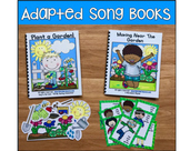 Adapted Song Books Bundle